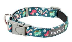 Dinosaur Land Collar and Lead Collection