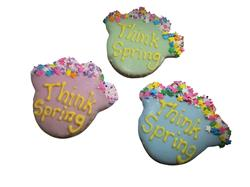 Spring Paws - Tray of 12