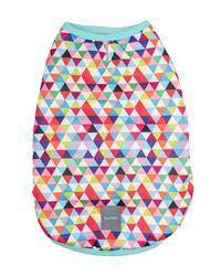Prismatic Wrap Vest