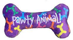 Pawty Animal Bones by Lulubelles Power Plush