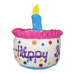 Happy Barkday Cake by Lulubelles Power Plush