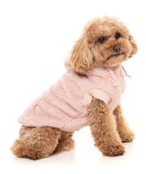 Blush Ready Teddy Hoodie