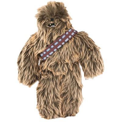 Star Wars Chewbacca Plush Squeaker Dog Toy