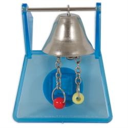 JW® Bell with Pendulot For Pet Birds