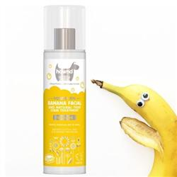 Hownd Banana Facial & Natural Tear Stain Treatment Spa Line