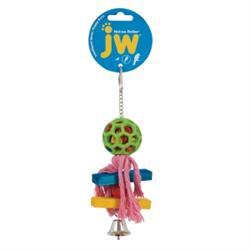 JW® Hol-ee Roller® Pom Pom Bird Toy