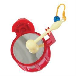 JW® ActiviToy® Drum Bird Toy