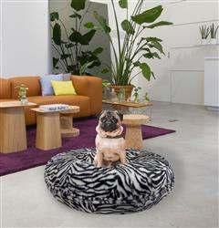 Bagel Bed - Zebra or Customize your Own