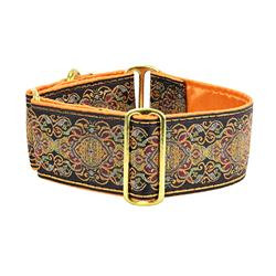 Soleil 2″ Wide Satin Lined Martingale Collars