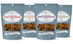 Full Spectrum Hemp & Mushroom Bites 12 mg CBD Bundle Pre-Order