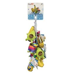 fouFIT™ Fiesta Freeze n' Float 12-PC Clip Strip