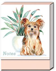HOUSEPLANT YORKIE - Pocket Notepad