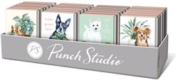 HOUSEPLANT DOG PRE-PACK - 24 Pocket Notepads with Display Box