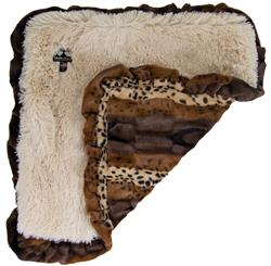 Blanket- Blondie and Wild Kingdom or Customize your Own
