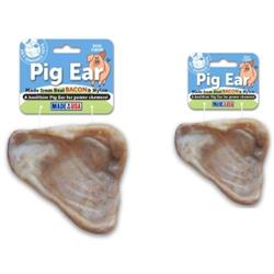 Pet Qwerks® Bacon flavored Pig Ears