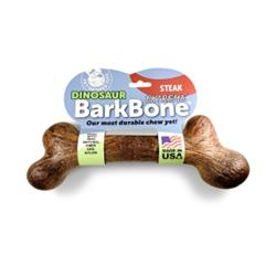 Pet Qwerks® Dinosaur Extreme Steak BarkBone®