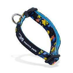 Nights-a-Bloom Dog Collar