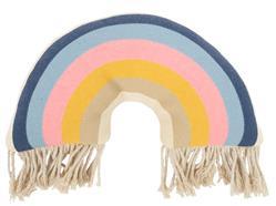 Rainbow Plush Toy