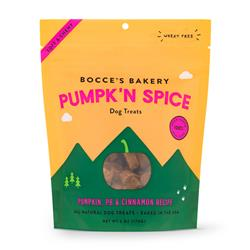 * PRE-ORDER By the Fire: Pumpk'n Spice Soft & Chewy Treats 6 OZ BAGS