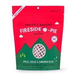 By the Fire: Fireside Apple Pie Soft & Chewy Treats 6 OZ BAGS