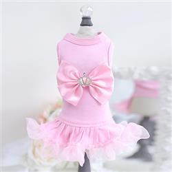 Royal Princess Dress: Pink