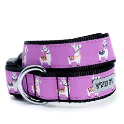 Llamas Collar & Lead Collection