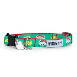 Not a Creature Was Stirring Cat Collar