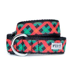 Holiday Check Collar & Lead Collection