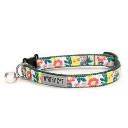 Spring Bouquet Cat Collar