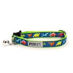 Dino Cat Collar