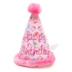 Birthday Girl Hat Toy