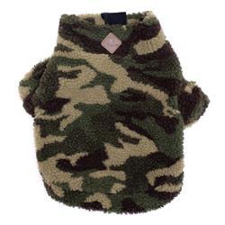Green Quarter Zip Pullover