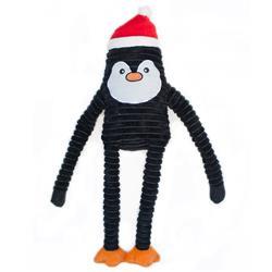 Holiday Crinkle Penguin - Large