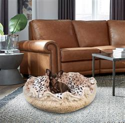 Cuddle Pod-Aspen Snow Leopard and Blondie or Customize your Own