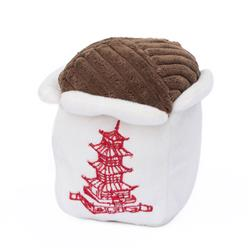 Chinese Take Out NomNomz - Year of the Dog Plush from ZippyPaws