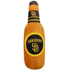 San Diego Padres Beer Bottle Toy by Pets First