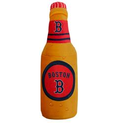 Boston Red Sox Beer Bottle Toy by Pets First