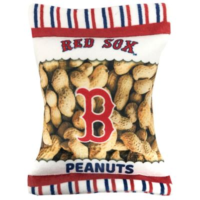 Boston Red Sox Peanut Bag Toy by Pets First