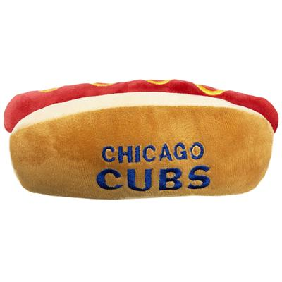 Chicago Cubs Hot Dog Toy by Pets First