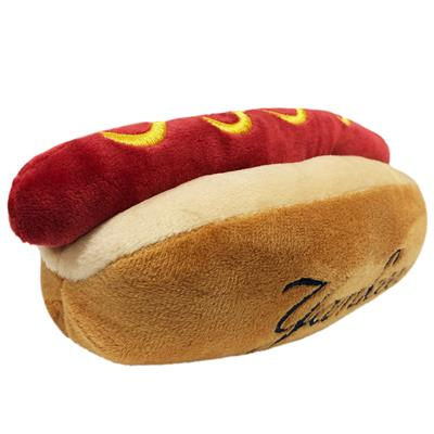 New York Yankees Hot Dog Toy by Pets First