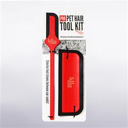Pro PET HAIR TOOL KIT by Lilly Brush