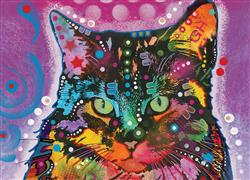 Pretty Kitty by Dean Russo - 1000 Piece Puzzle