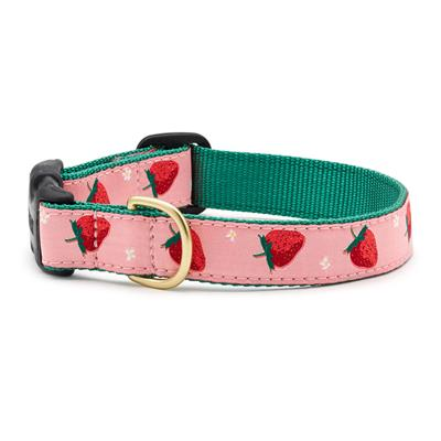 Strawberry Fields Dog Collars, Leads, & Harnesses