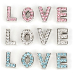 """Letter """"Love"""" by Pinkaholic®"""