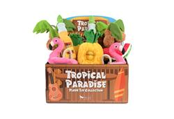 Tropical Paradise 15-pc Set with FREE Display