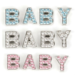 """Letter """"Baby"""" by Pinkaholic®"""
