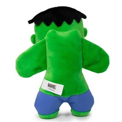 Dog Toy Squeaker Plush - Kawaii Hulk Standing Pose