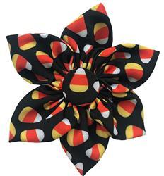 Halloween Candy Corn Pinwheel by Huxley & Kent