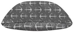 Bubba Bed- Grey Anchor or Customize your Own