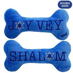 Joy Vey Bone (Double Sided) by Lulubelles Power Plush